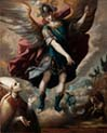 saint michael and the bull