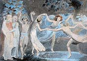 Titania and Puck with Fairies Dancing