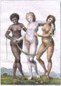 europe supported by africa and america by William Blake