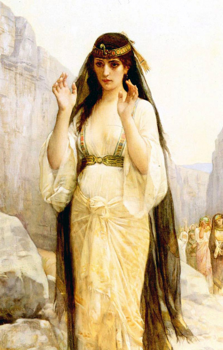 the daughter of jephthah