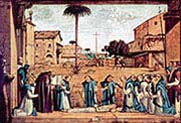 Funeral of Saint Jerome