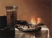 still life with herring