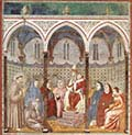Seventeen-Saint Francis Preaching before Honorius Three