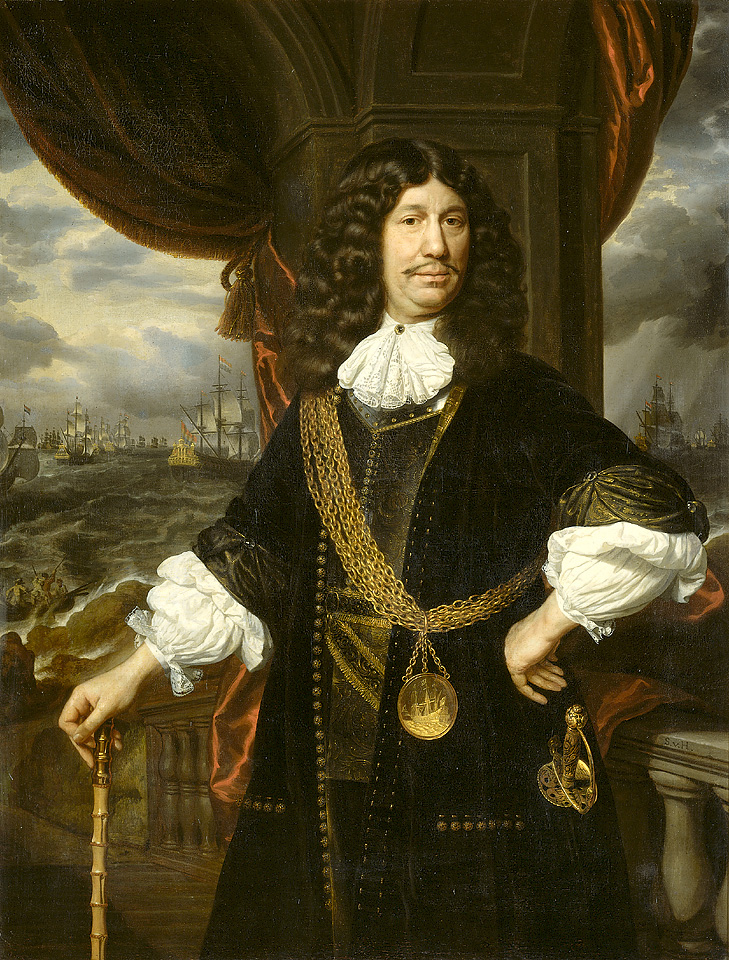mattheus van den broucke governor of the indies