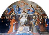 coronation of saint joseph