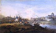 Battle with Russian Troops on the Kosciuszko