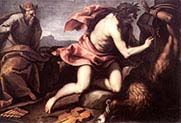 Apollo and Marsyas Two