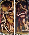 Saints Cecilia and David