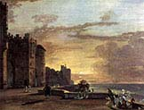 Windsor Castle-View of the North Terrace