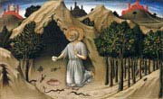 scene two from the life of saint jerome