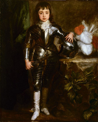 Charles II as Prince of Wales