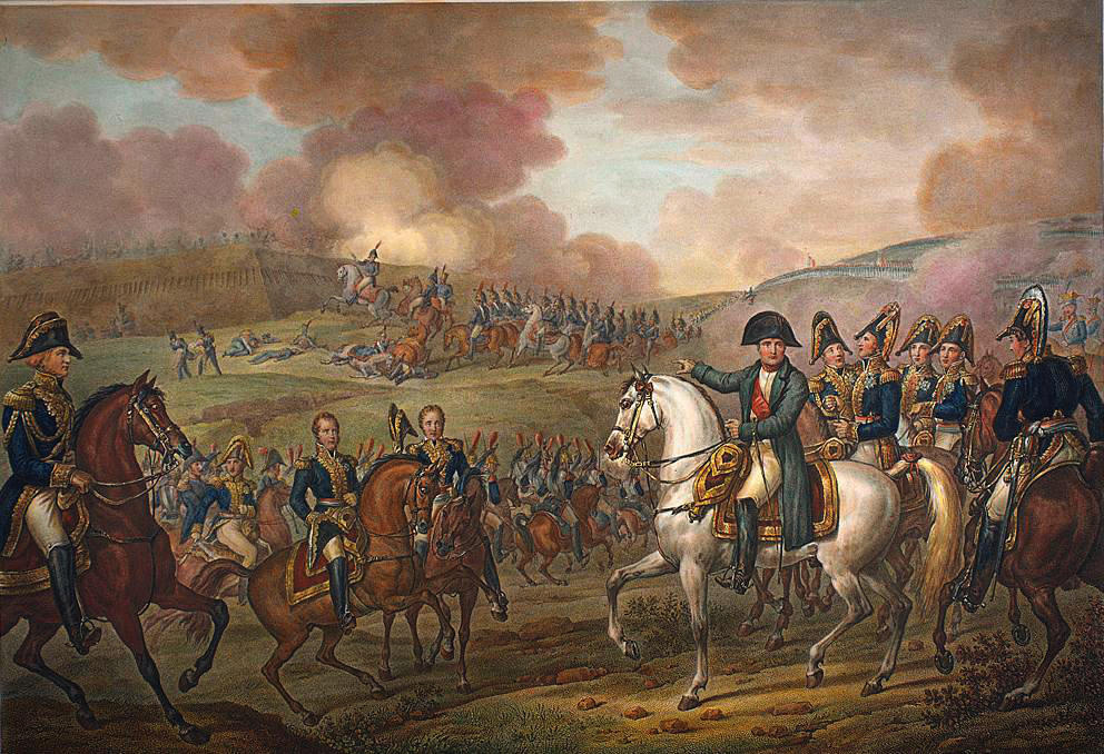 napoleon in battle of moscow