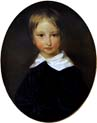 portrait of the young duke of brabant