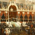 swearing in of king leopold one
